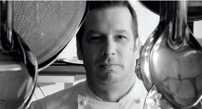 Patrick Roney -Harvest Chef