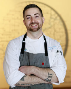 Harvest Chef Ryan Smith